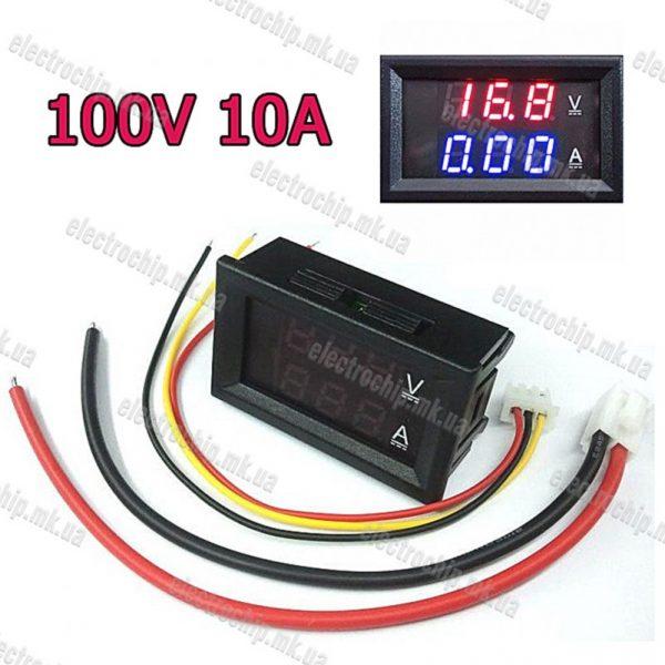 DSN-VC288-DC-100V-10A-Voltmeter-Ammeter-1