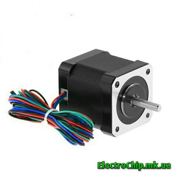 Shagovyy motor NEMA 17HS8401SY-DP, 59Ncm_10
